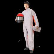 Костюм пескоструйщика CONTRACOR стандартный, без перчаток