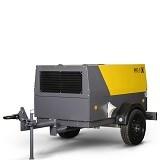 Дизельные компрессоры COMPRAG DACS до 5000л/мин
