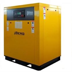 Винтовой компрессор BERG ВК-5,5P - фото 5104
