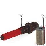 Форсунка воздушная 2.4 мм, универсальная